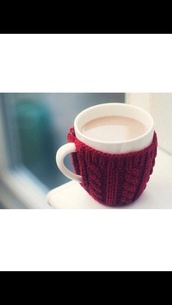jewels,coat,home accessory,mug,warm,knitwear,burgundy,cozy,hipster,etsy,coffee