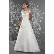 dress,a line prom gowns,floor length dress,organza