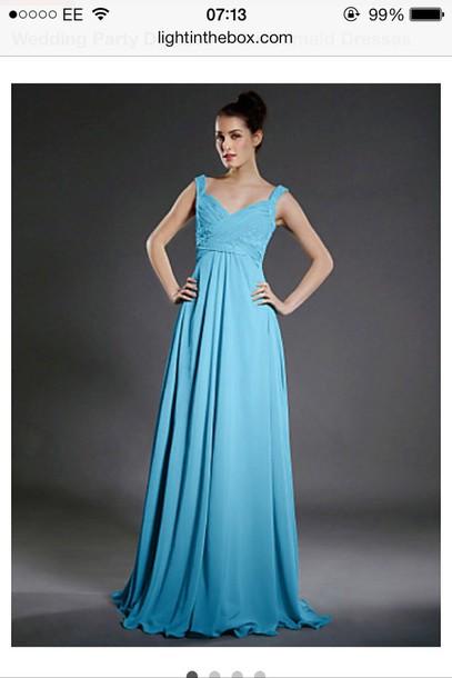dress blue dress blue prom dress prom dress