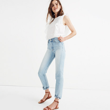 97a7e1dfa99 The Perfect Summer Jean in Fitzgerald Wash