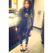 coat want love blue fur collar furcollar topshop asos zara pretty in need help stunning long jacket ,shoes,jewels