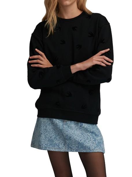 sweater black sweater black