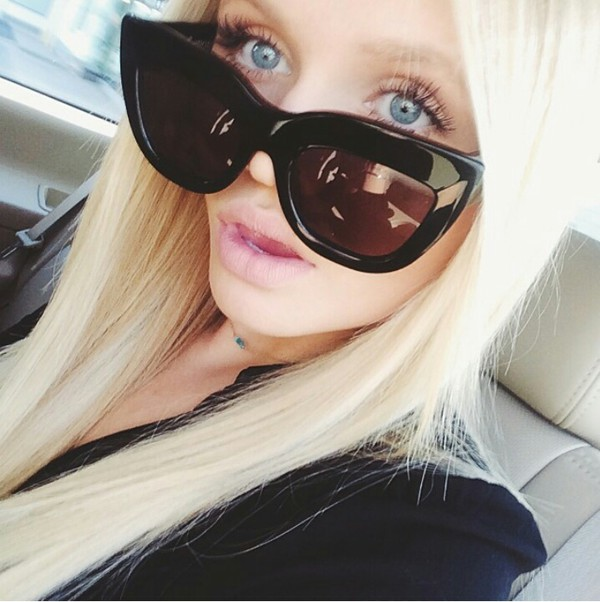 sunglasses brand black sunglasses alli simpson alli nice girly top bottom outfit