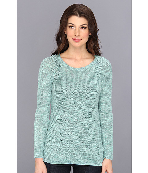 NIC ZOE Subtle Stitch Top Mint Mix - Zappos.com Free Shipping BOTH Ways