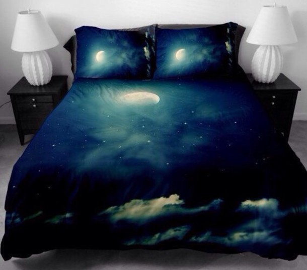 pajamas bedding galaxy print coat comfy accessories home accessory style starry night stars