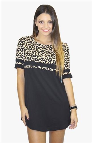 Shannon shift leopard