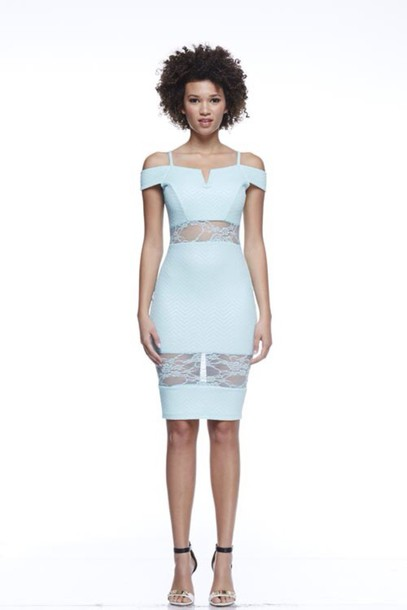 dress spring dress spring break spring outfits style spring fashion mint dress mint dress cute dress cuttoff cut-out dress dress lace dress