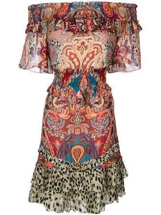 dress bardot dress women silk