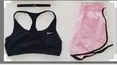 shorts,pink,nike