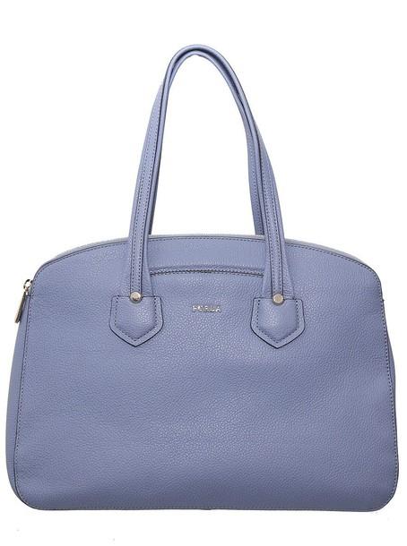 Furla bag light blue light blue