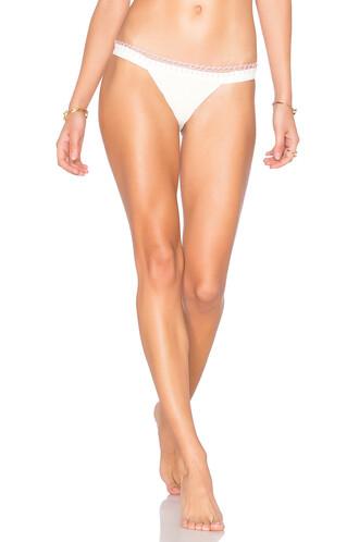 bikini white swimwear