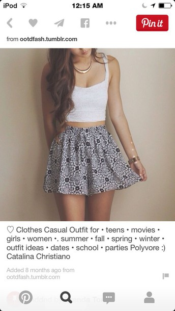 shirt skirt shorts casual top style jewels outfit seasons fall outfits fashion summer outfits
