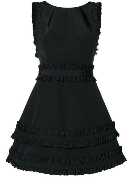 Alexis dress mini dress mini back women black