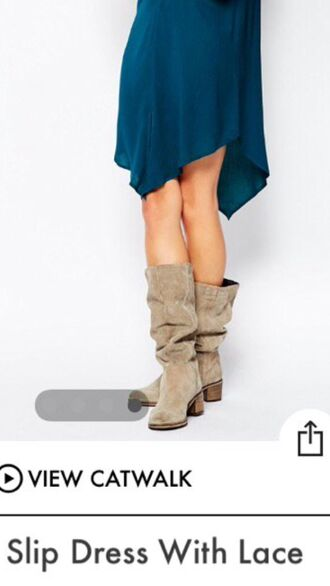 shoes boots free people asos grey boots