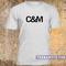 C&m graphic t-shirt - teenamycs