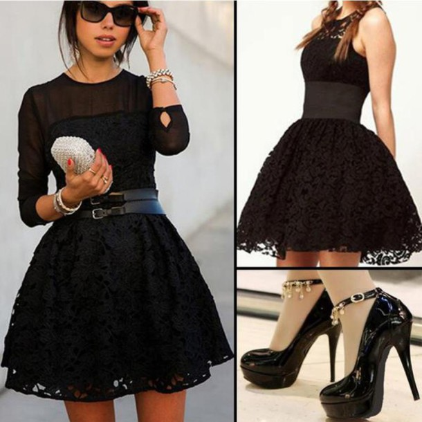 dress black dress little black dress