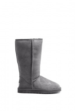 Grey Classic Tall Boots by UGG Australia