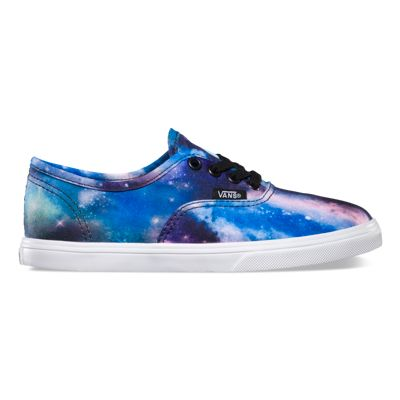 Cosmic Galaxy Authentic Lo Pro, Girls | Shop Girls Prints at Vans