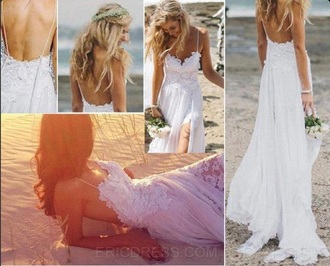 dress white beach lace maxi dress maxi wedding beach wedding floral maxi dress