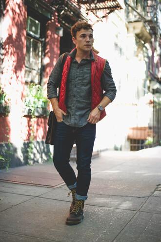 scout sixteen blogger jewels jacket hipster menswear menswear