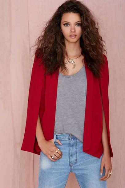 jacket red or black