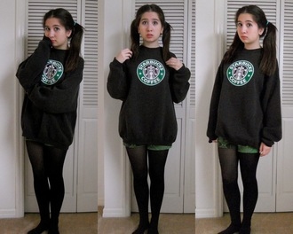 starbucks coffee tumblr hipster
