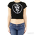 Too Sassy For You Crop Top  / TheFashionMRKT