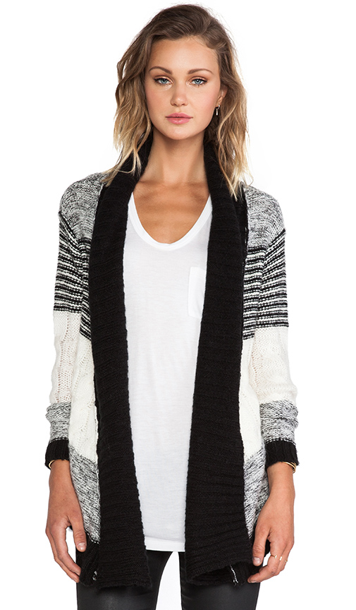 Heartloom dafne sweater in black from revolveclothing.com