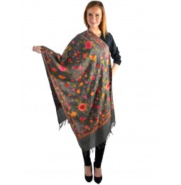 Shawls and Stoles Online- Kahni Print Stole - Pure Woolen Shawls