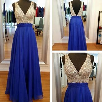 Gina evening dress