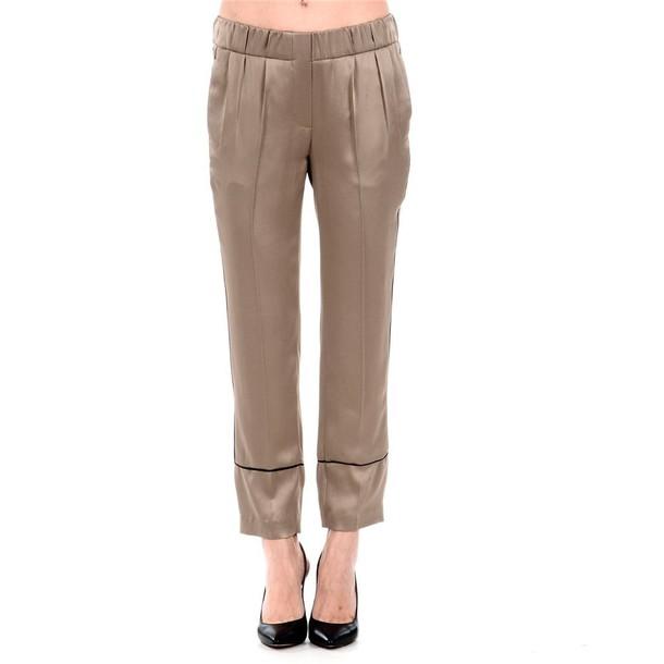 BRUNELLO CUCINELLI beige pants