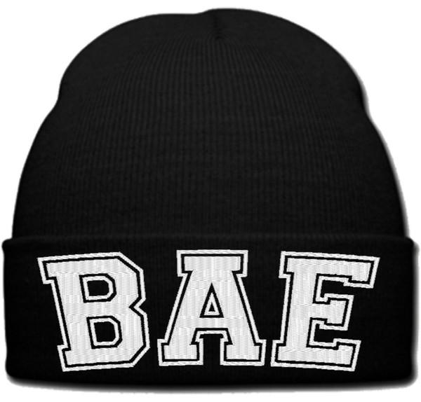 Bae beanie knit hat