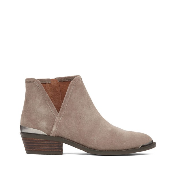 Lucky Brand Keezan Ankle Bootie - Brindle-7.5