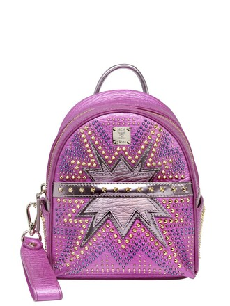 mini cyber backpack leather backpack leather bag