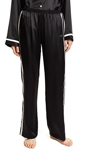 MORGAN LANE pants pj pants noir