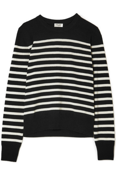 Saint Laurent sweater black