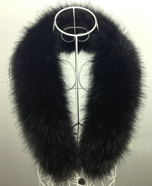 Ruff Collar Fur Stole | Outfit Made