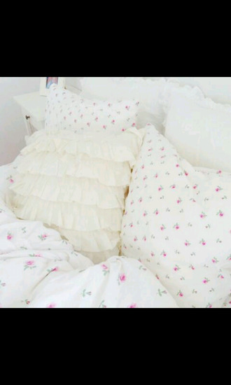 pajamas bedding ikea roses pillow