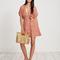 Blossom village print - vintage pink - st lucia dress