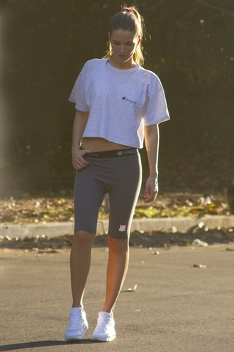 sweat the style t-shirt shorts shoes