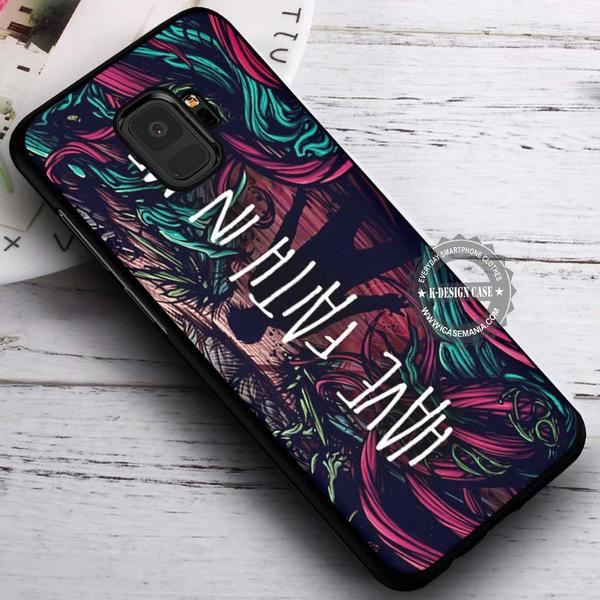 A Day to Remember Have Faith In Me iPhone X 8 7 Plus 6s Cases Samsung Galaxy S9 S8 Plus S7 edge NOTE 8 Covers #SamsungS9 #iphoneX
