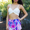 Multi shorts - candy crush skort | ustrendy