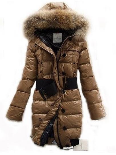 mode down jas vrouwen winter met kap lange dame natuurlijke vos bont down jas waterdicht