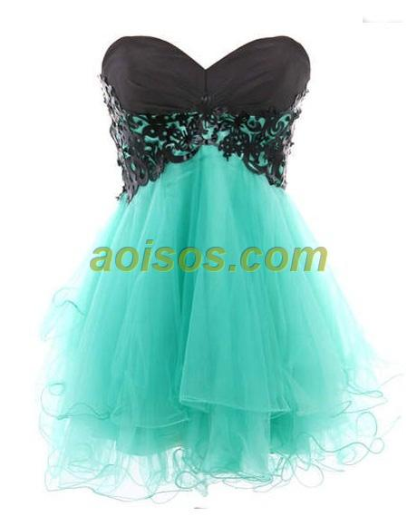 Lace ball gown sweetheart mini prom dress/cody butterfly dress