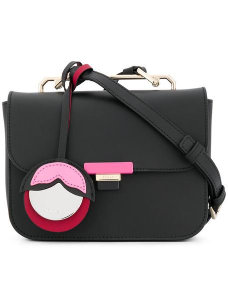 Furla women bag leather black