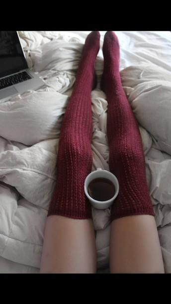 shoes socks tumblr