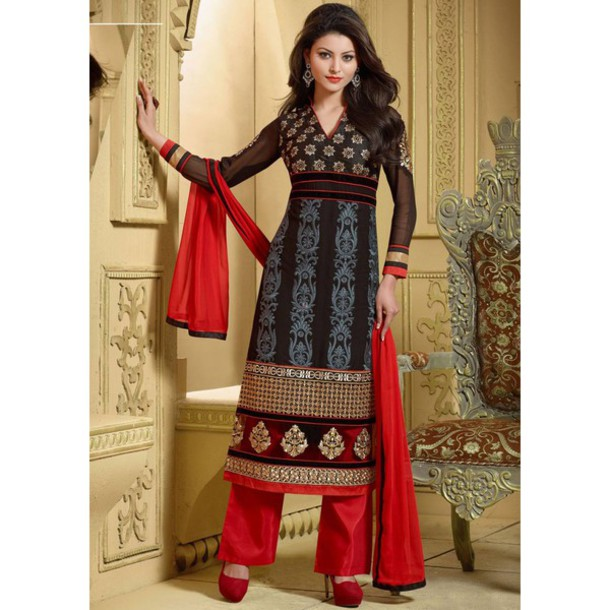 Dress Sharara Kameez Salwar Kameez Clothes Women