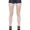 Star cotton blend jacquard shorts
