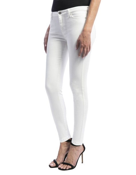 Liverpool jeans skinny jeans white bright