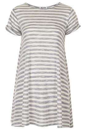 **Stripe Tunic Dress by Wal G - Dresses - Clothing - Topshop
